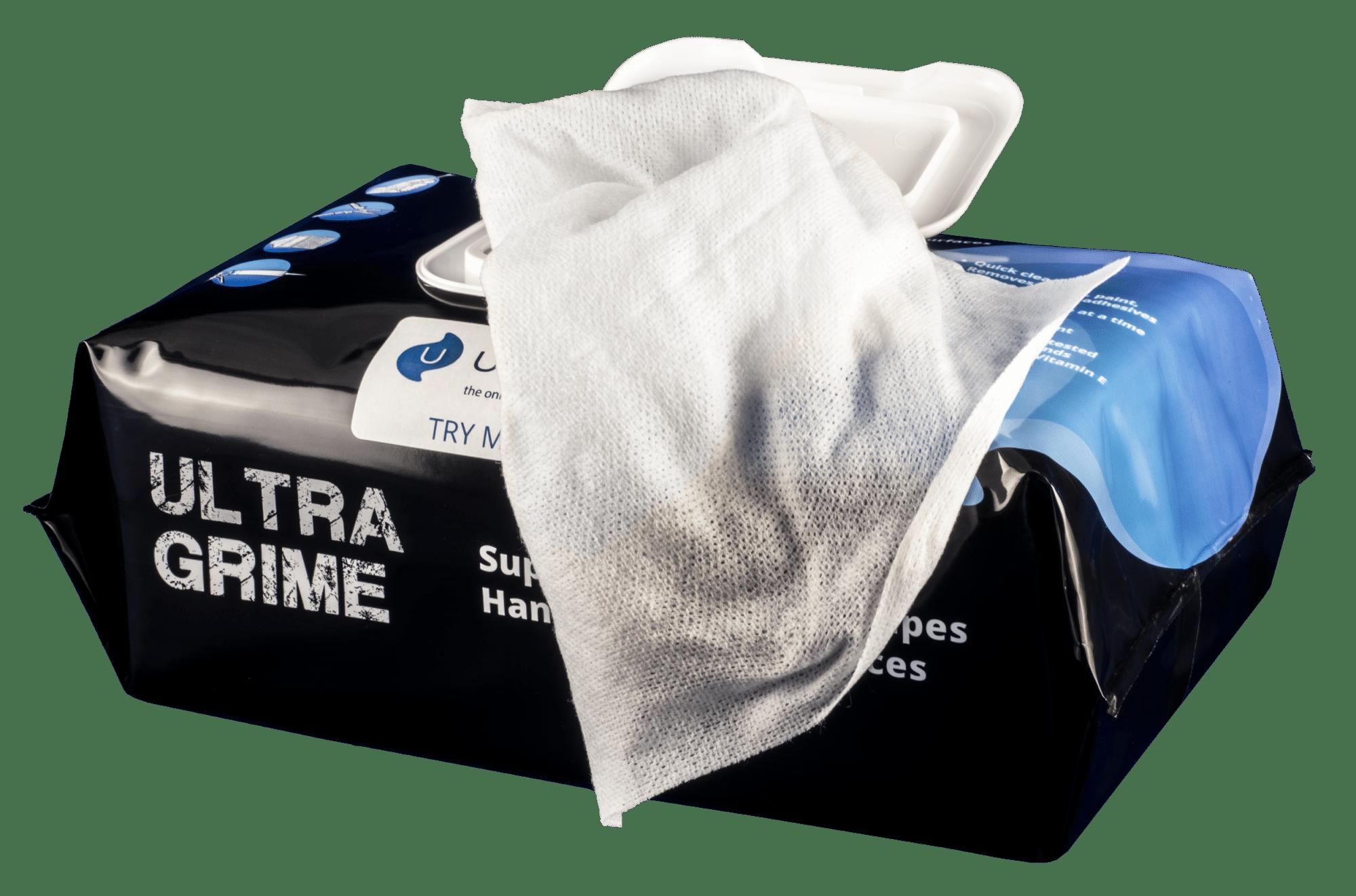 Ultragrime wipes